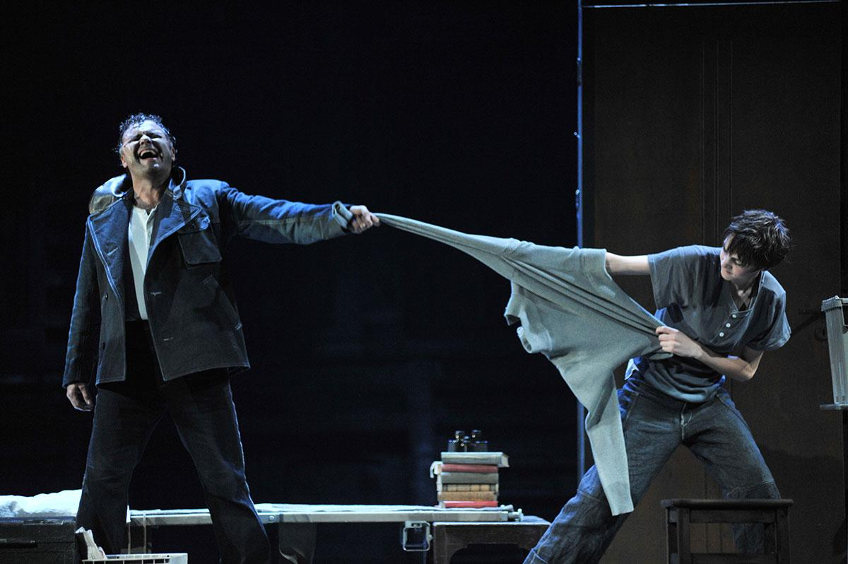 Roberto Saccà - Freibeuter Der Oper